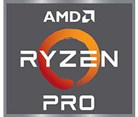 Logo AMD Ryzen Pro