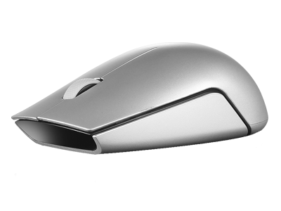 500 Wireless Mouse-Silver