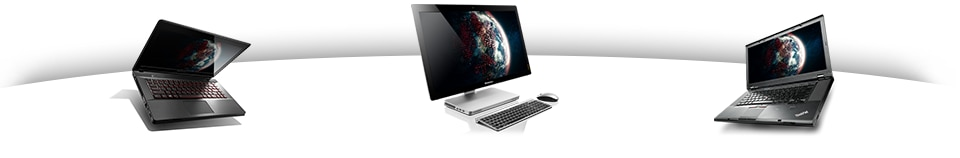 Lenovo Tablet Desktop and PCs