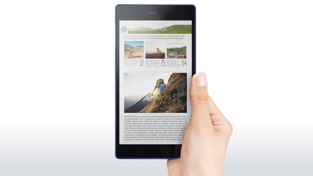 Lenovo Tab3 7 Essential - Android Tablet | Lenovo UK