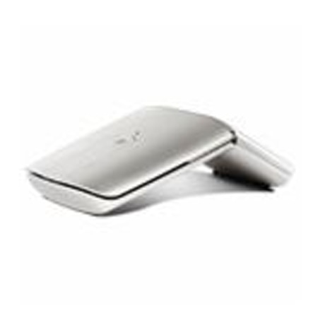 Lenovo Wireless Yoga Silver Mouse