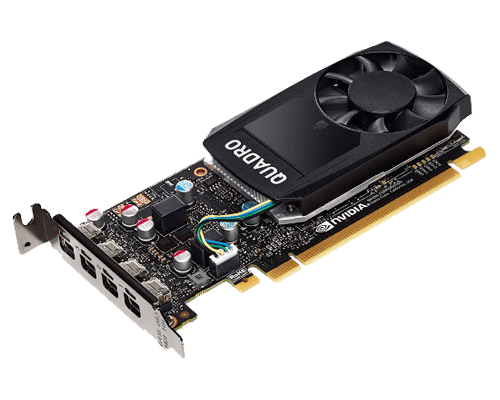 ThinkSystem NVIDIA Quadro P620 2GB PCIe Active GPU