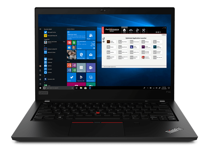 ThinkPad P14s (Intel)