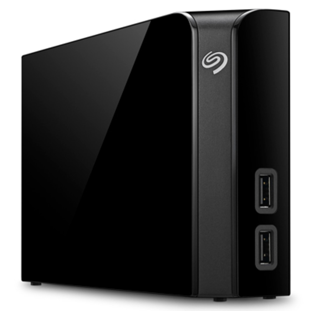SEAGATE Backup Plus Desktop 3.5吋 8TB 雙USB3.0 晶鑽黑