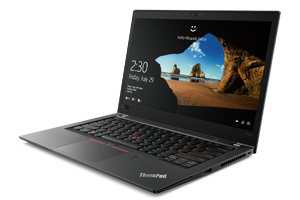 ThinkPad T480s <span class='dealsPageTitleSubhead'> Windows 10 Home | i5 | 8 GB | 256 GB SSD