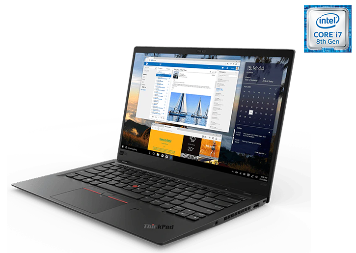 ThinkPad X1 Carbon Gen 6 - 8th Gen Intel