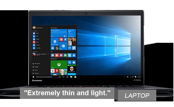 מותג חדש ThinkPad X1 Carbon Gen 3 | Thinnest Ultrabook | Lenovo Australia SP-28