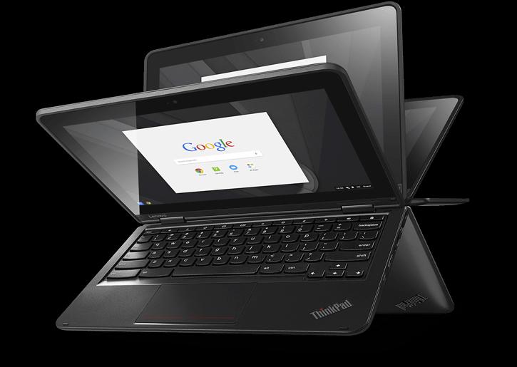 Chromebook Yoga 11e (3e génération)