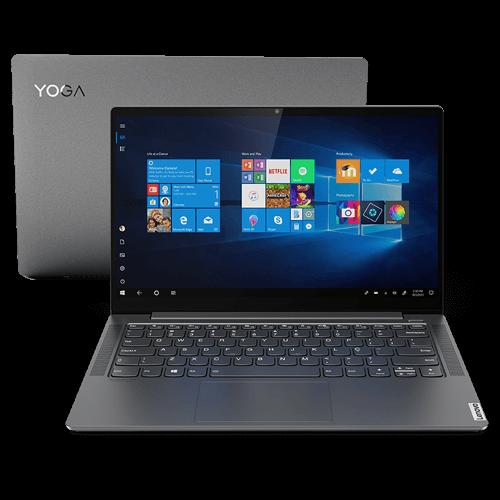 "Ultrabook - Lenovo 81rm0004br I7-1065g 1.30ghz 8gb 256gb Ssd Geforce Mx250 Windows 10 Home Ultra 14"" Polegadas"