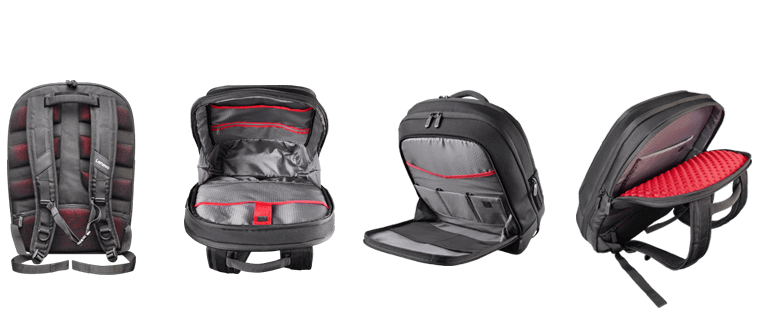 Gaming Armored Backpack