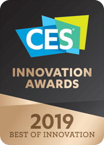 TECHAERIS Best of CES 2018