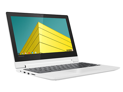 Lenovo Chromebook C330 - White