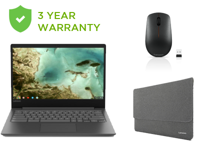 Back to School Deal: £50 off the Chromebook S330 Bundle
