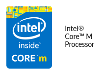Intel Core M Processor Logo