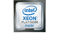 Up to 2nd Gen Intel® Xeon® Scalable Processor