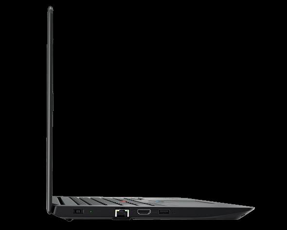 Lenovo ThinkPad E475  Left Side View of Ports