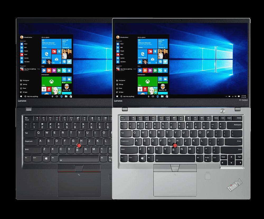 ThinkPad X1 Carbon Gen 5 (14