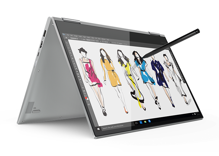 "Lenovo Yoga 730 15.6"" FHD Laptop (Quad i5-8250U / 8GB / 256GB SSD)"