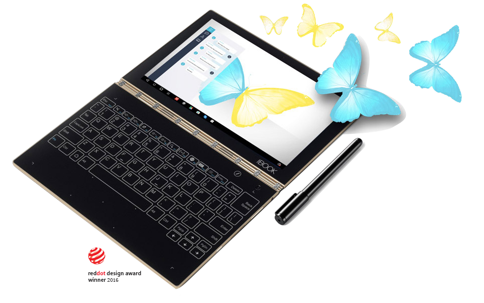 YOGA BOOK (Wi-Fiモデル)