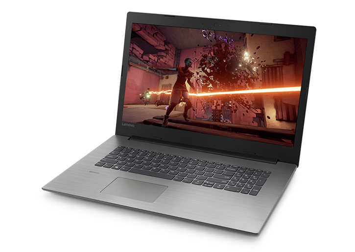 "Lenovo Ideapad 330 17.3"" AMD Quad Core APU E2 Laptop"