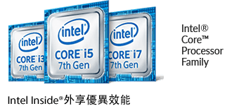 intel core family 7th consumer