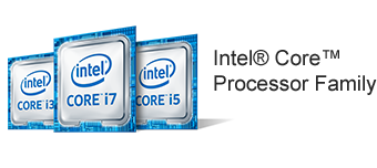 Intel Core Processor Family Logo