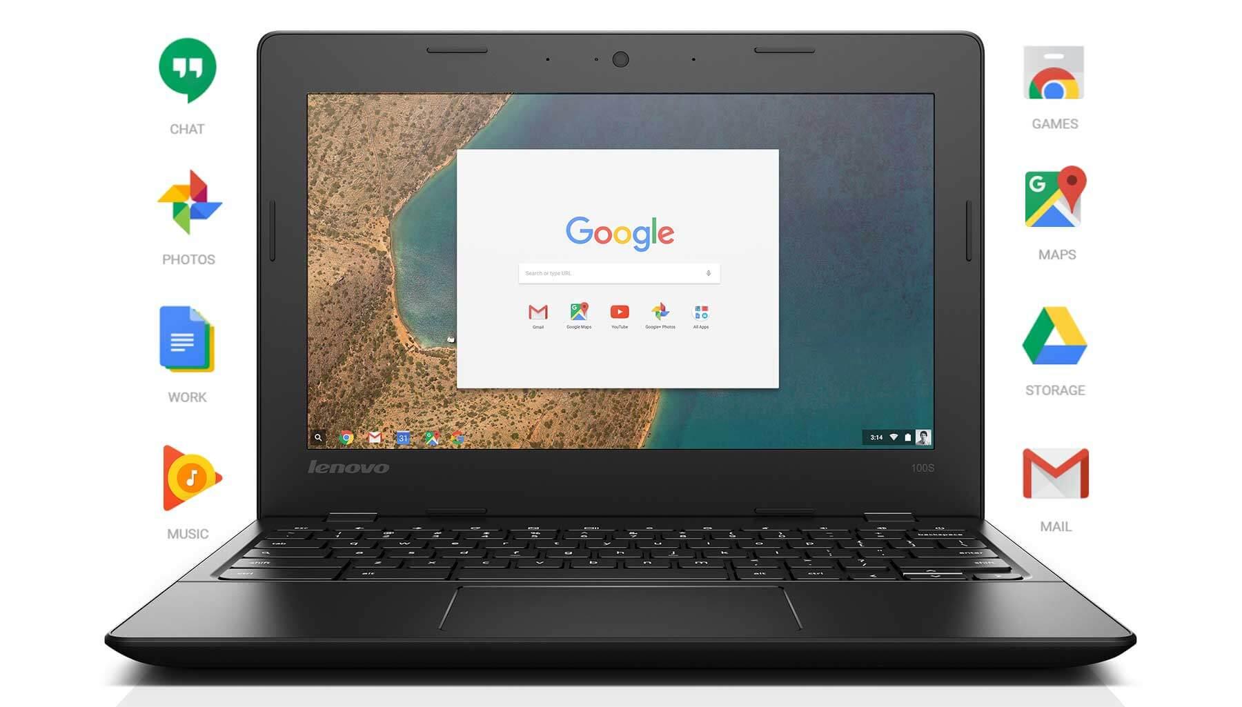 Lenovo Chromebooks--Ready When You Are