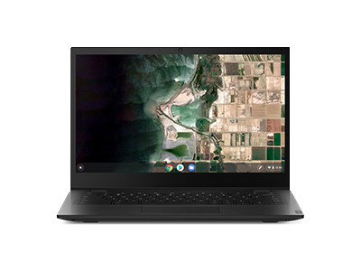 Lenovo 14e Chromebook front view