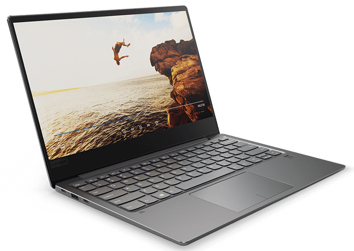 "Lenovo Ideapad 720s 13.3"" FHD AMD Quad Core Ryzen 5 2500U Laptop"
