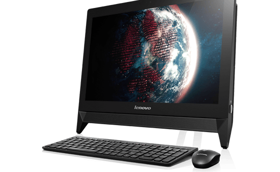 Lenovo C20 All In One 49 53cm 19 5 Family Friendly Pc