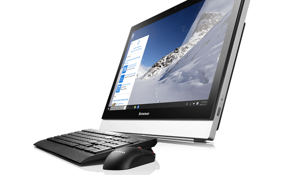 Lenovo S500z All In One Desktop Thin Amp Secure Performer