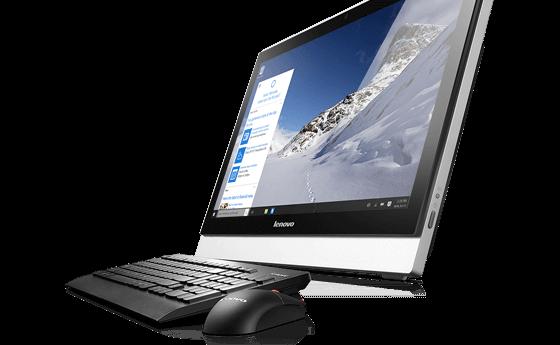 Lenovo S500z All In One Desktop Thin Amp Secure Performer