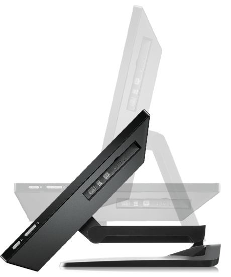 Lenovo Universal AIO Stand  for Complete Positioning Flexibility