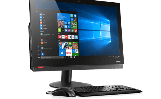 tout en un thinkcentre m900z une solution. Black Bedroom Furniture Sets. Home Design Ideas