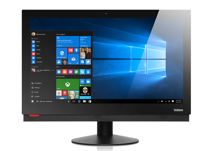 ThinkCentre M910z All-in-One Desktop PC