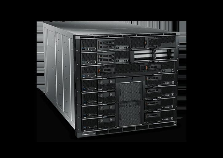 Boîtier commercial pour système Flex de Lenovo