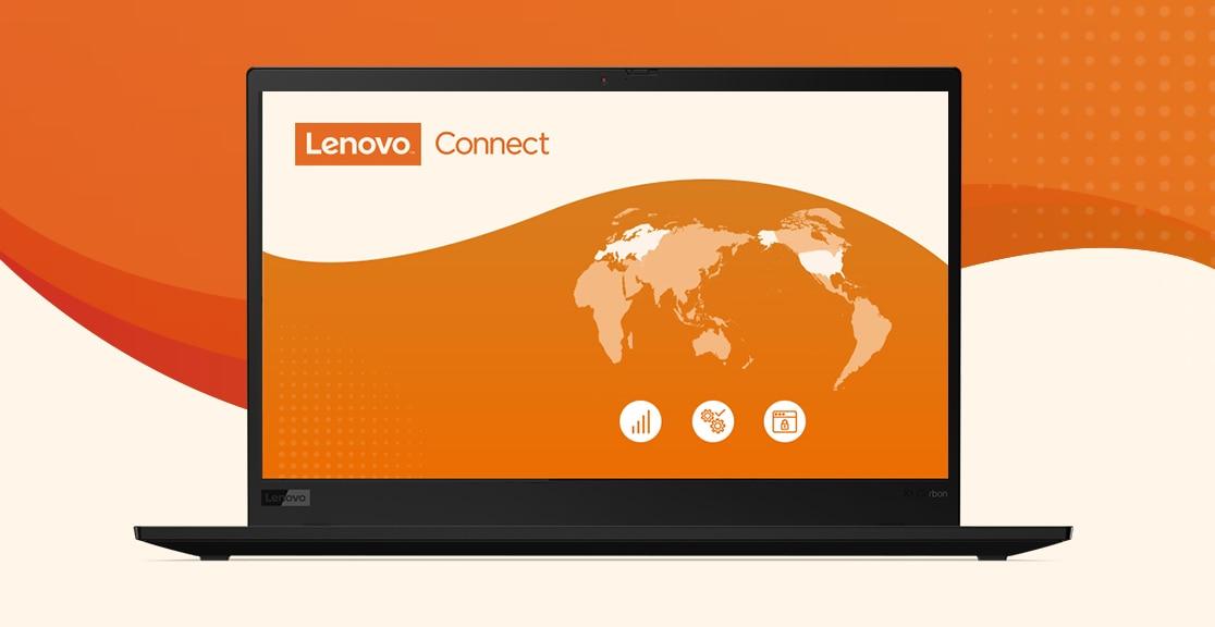 Lenovo Connect Thinkpad x1 Carbon