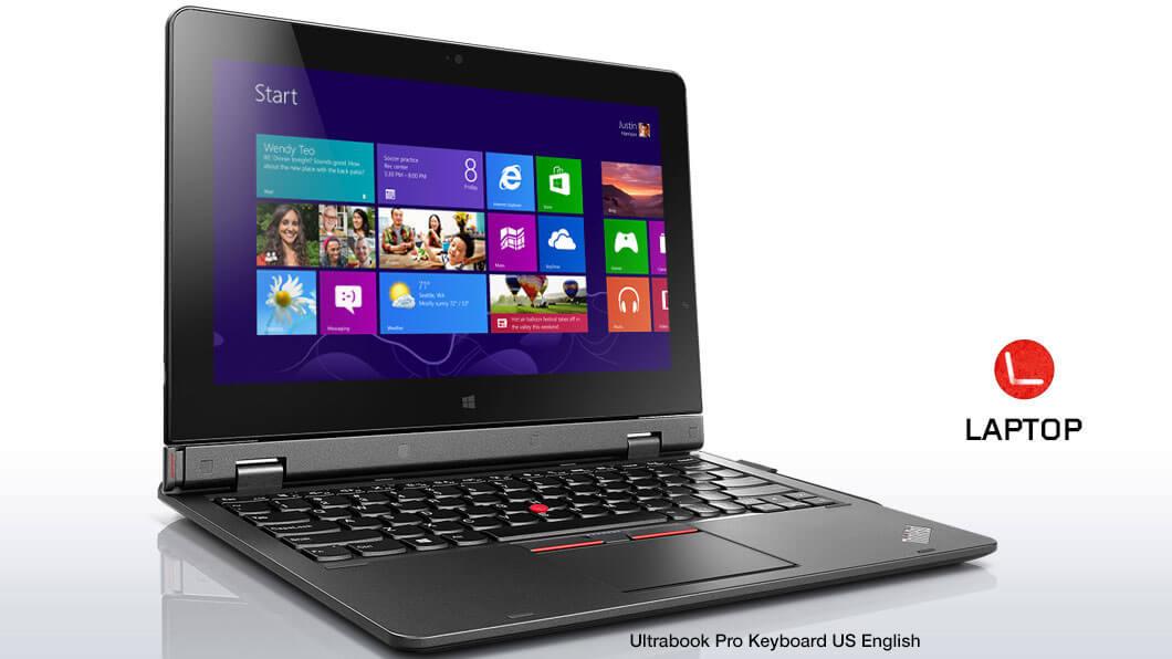 1 / 6 Lenovo convertible tablet thinkPad helix 2nd gen