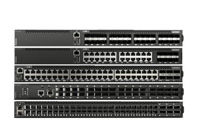 Lenovo Ethernet RackSwitch (ToR)