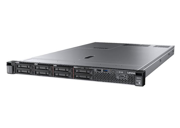 ThinkSystem SR570 Rack Server