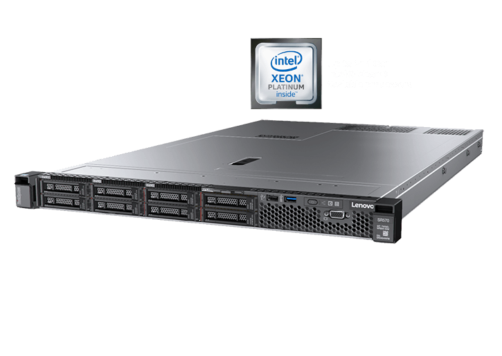 Baie de serveur Lenovo ThinkSystem SR570