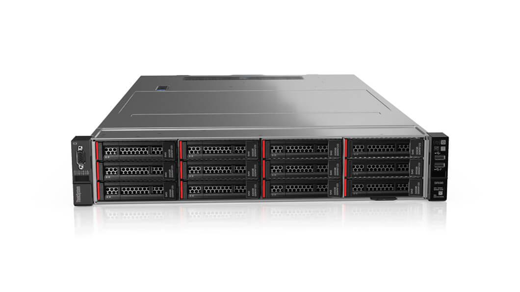 ThinkSystem SR590 | Budget-friendly 2U Rack Server | Lenovo CA