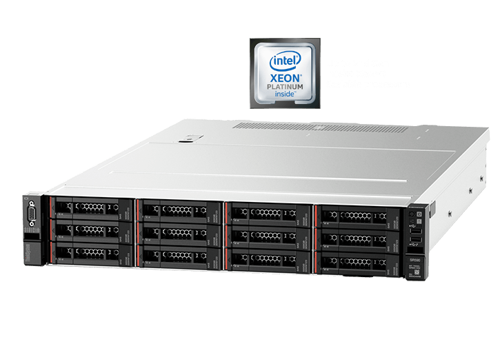 Lenovo ThinkSystem SR590 Rack Server
