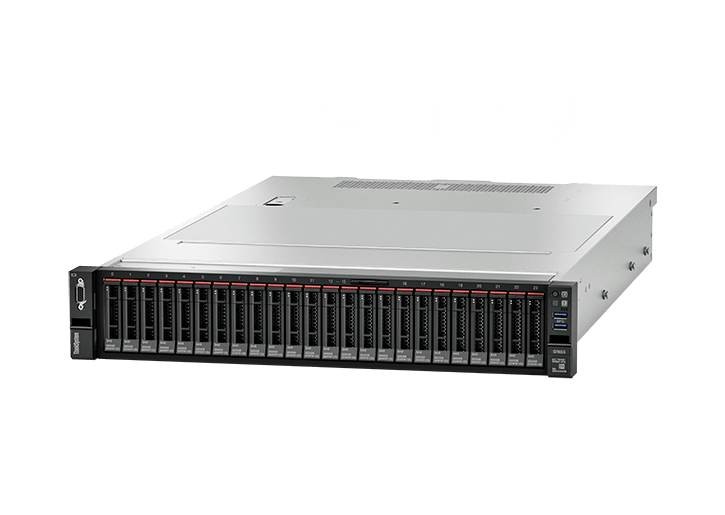 Baie de serveur Lenovo ThinkSystem SR655