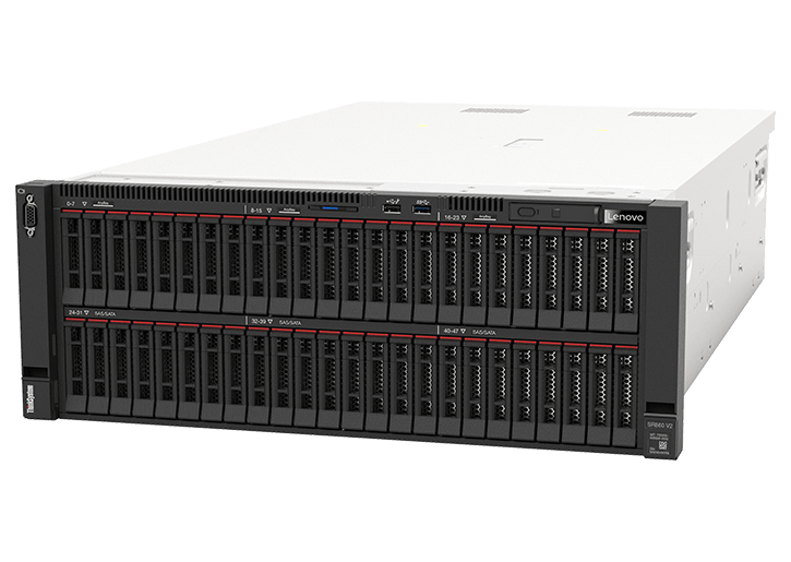 Lenovo ThinkSystem SR860 V2
