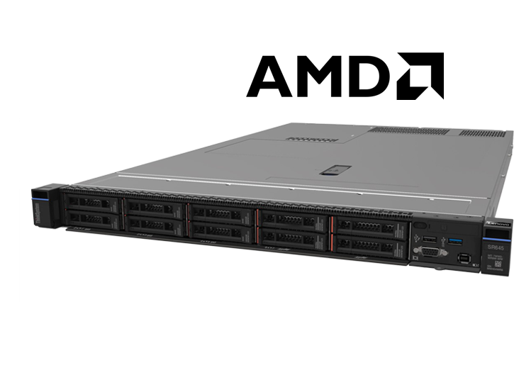 Lenovo ThinkSystem SR645 Rack Server