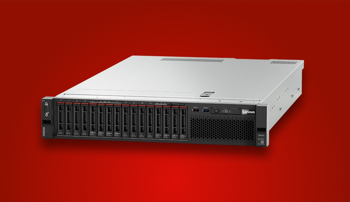 Lenovo ThinkSystem SR850 V2 Mission-Critical Servers