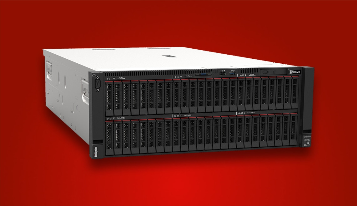 Lenovo ThinkSystem SR860 V2 Mission-Critical Server