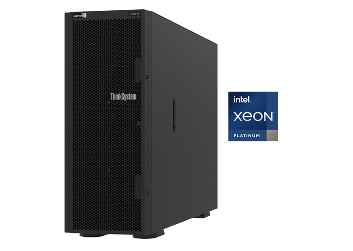 Lenovo ThinkSystem ST650 V2 Tower Server