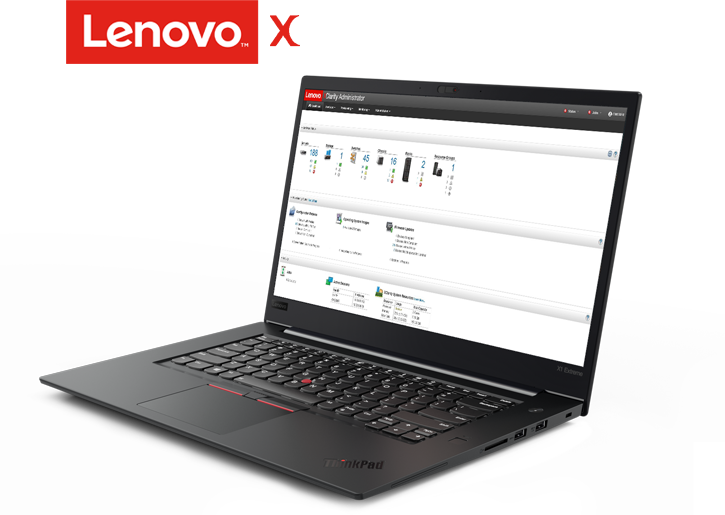Lenovo XClarity Administrator Software